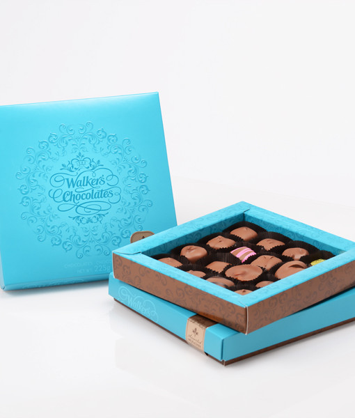 BOXED CHOCOLATEMilk Assortment