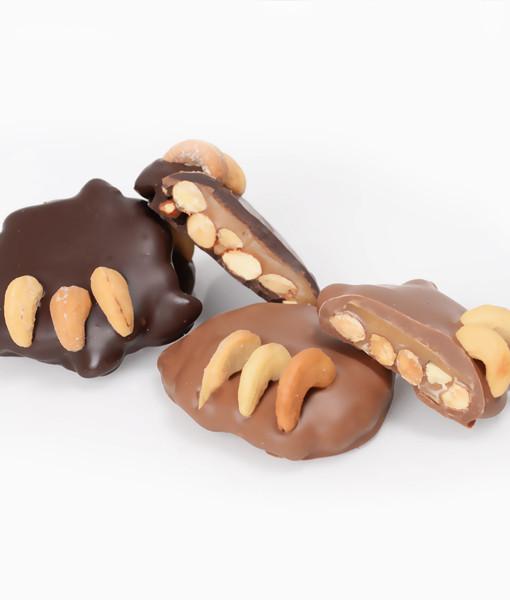 CHOCOLATE BARSBear Claw