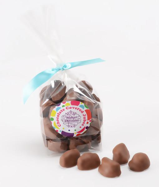 HAND MADE CANDYChocolate Covered Jube Jubes