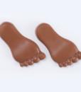 Baby Feet.Same as in J4